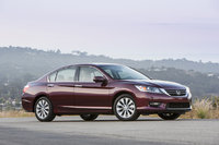 2014 Honda Accord, Front-quarter view, exterior, manufacturer, gallery_worthy