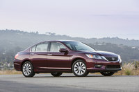 2014 Honda Accord, Front-quarter view, manufacturer, exterior