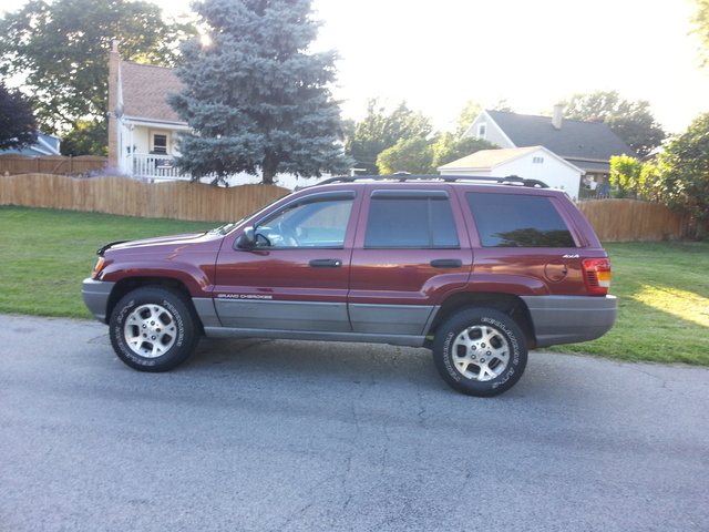 picture of 1999 jeep grand cherokee laredo 4wd exterior. Black Bedroom Furniture Sets. Home Design Ideas