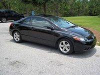 Picture of 2007 Honda Civic Coupe EX w/ Nav, exterior