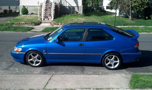 Picture of 1999 Saab 9-3 2 Dr Viggen Turbo Hatchback, exterior, gallery_worthy