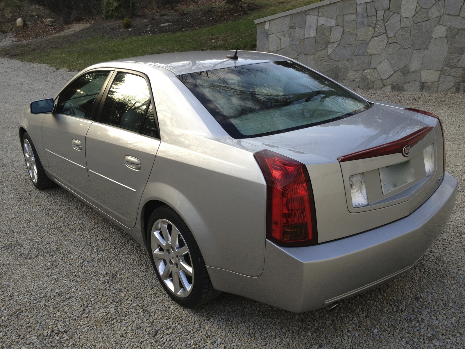 2006 cadillac cts exterior pictures cargurus. Black Bedroom Furniture Sets. Home Design Ideas