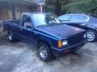 1990 Mitsubishi Mighty Max Pickup Picture Gallery