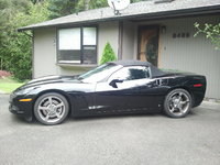 Picture of 2009 Chevrolet Corvette 3LT Convertible RWD, exterior, gallery_worthy