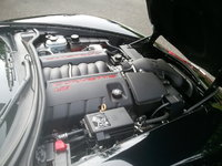 Picture of 2009 Chevrolet Corvette 3LT Convertible RWD, engine, gallery_worthy