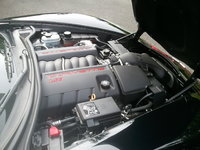 Picture of 2009 Chevrolet Corvette Convertible 3LT, engine