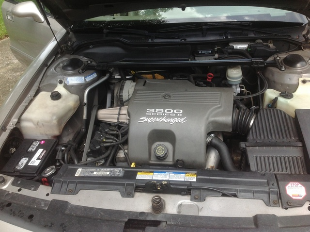 Picture of 1996 Oldsmobile Eighty-Eight 4 Dr LSS Supercharged Sedan, engine