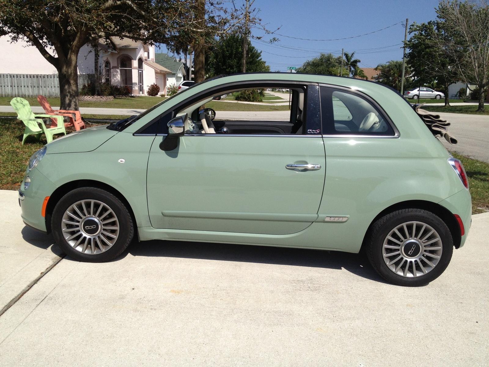 2012 Fiat 500 Pictures Cargurus