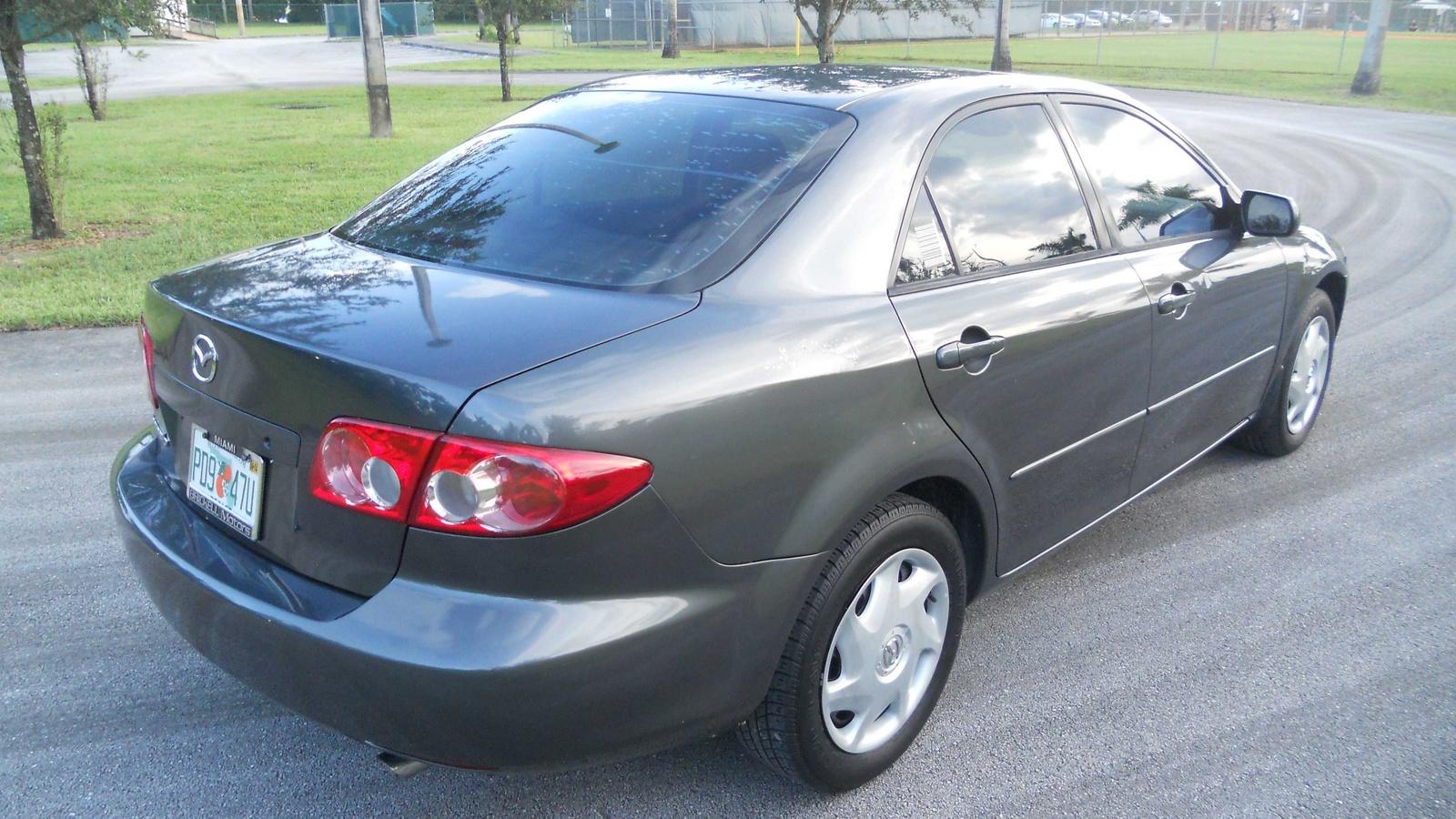 2003 Mazda Mazda6 Pictures Cargurus