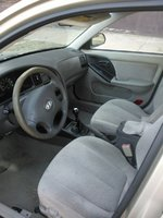 Picture of 2005 Hyundai Elantra GLS, interior