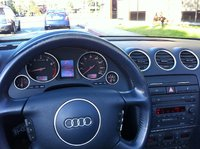 Picture of 2003 Audi A4 3.0 Cabriolet FWD, interior, gallery_worthy