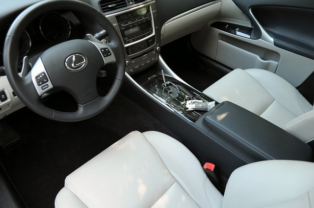 Picture of 2012 Lexus IS 250 RWD, interior, gallery_worthy