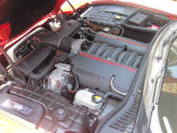 Picture of 2002 Chevrolet Corvette Coupe, engine