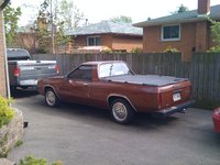 1984 Dodge Rampage, 84 rampage , 39,000 miles, the original paint before she went to the spa for a make over