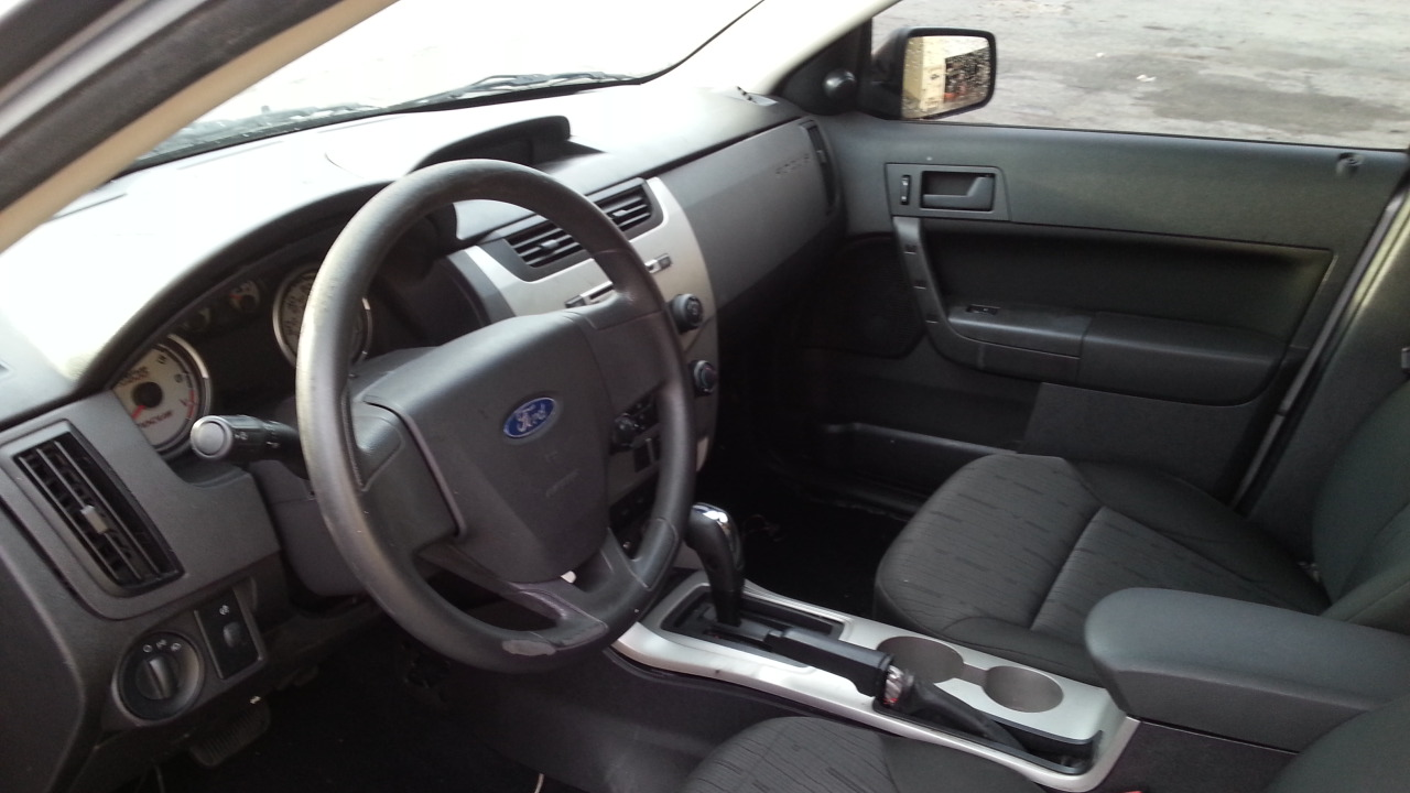 2009 Ford Focus Interior Quotes
