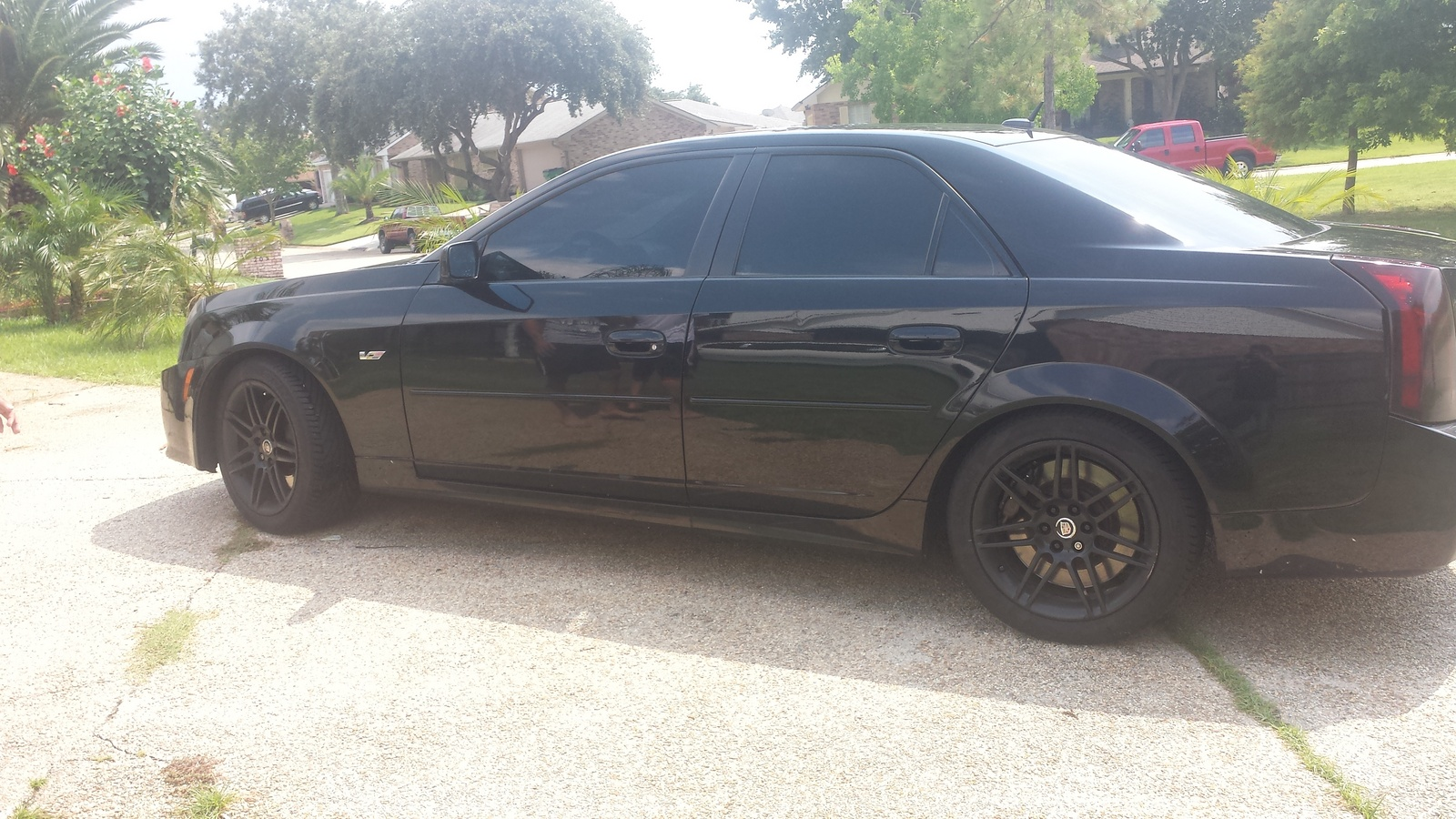 2006 Cadillac Cts V Overview Cargurus