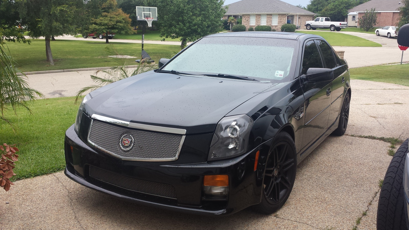 2006 cadillac cts v pictures cargurus. Black Bedroom Furniture Sets. Home Design Ideas