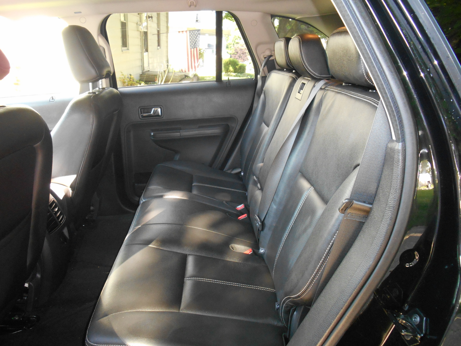 2007 Ford Edge Sel >> 2007 Ford Edge - Interior Pictures - CarGurus