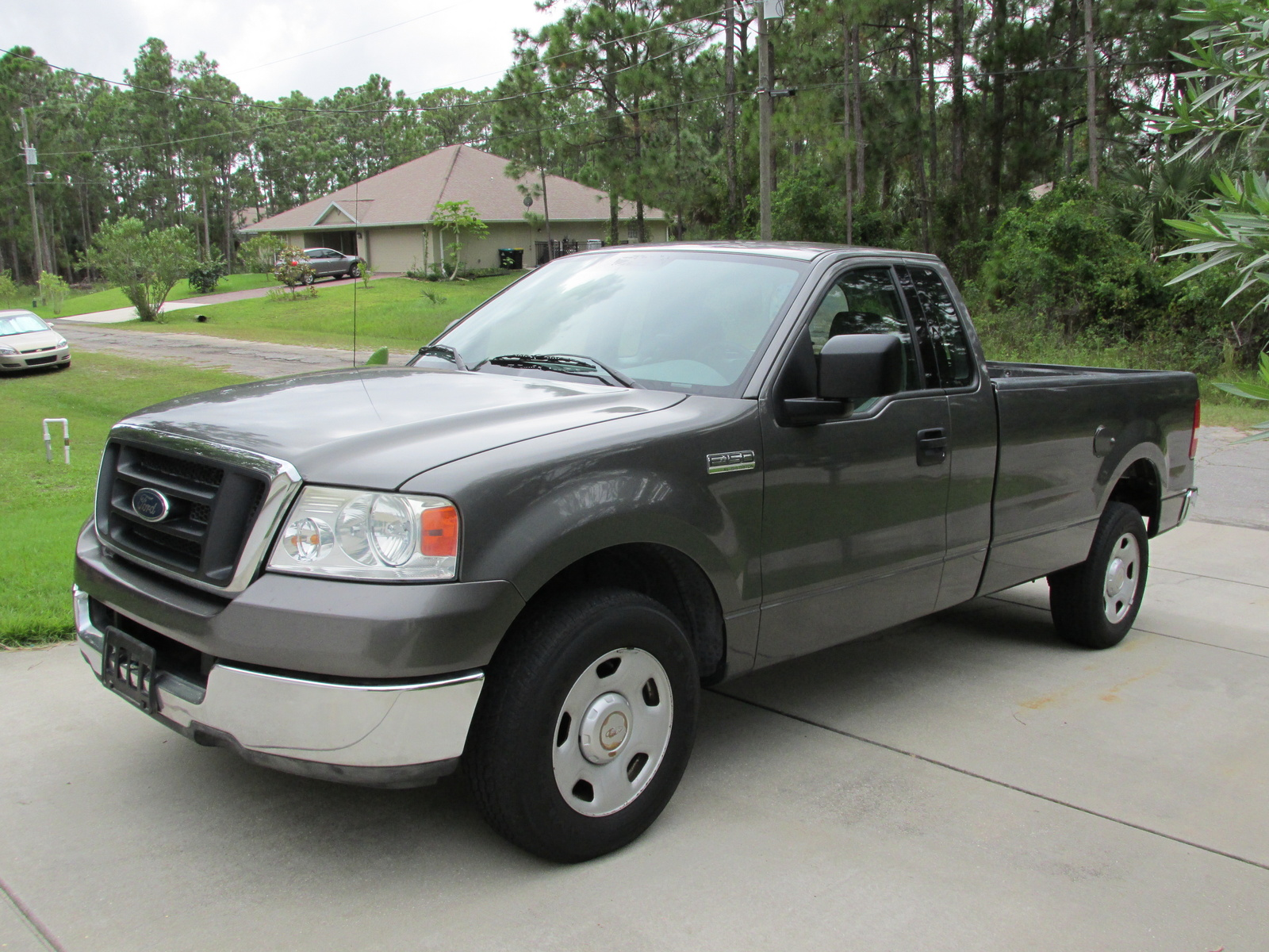 2004 Ford F-150 - Pictures