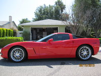 2010 Chevrolet Corvette Coupe 1LT, Picture of 2010 Chevrolet Corvette Base 1LT, exterior