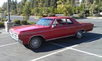 1964 Oldsmobile Cutlass, Completed after 10 years of off/on work, exterior