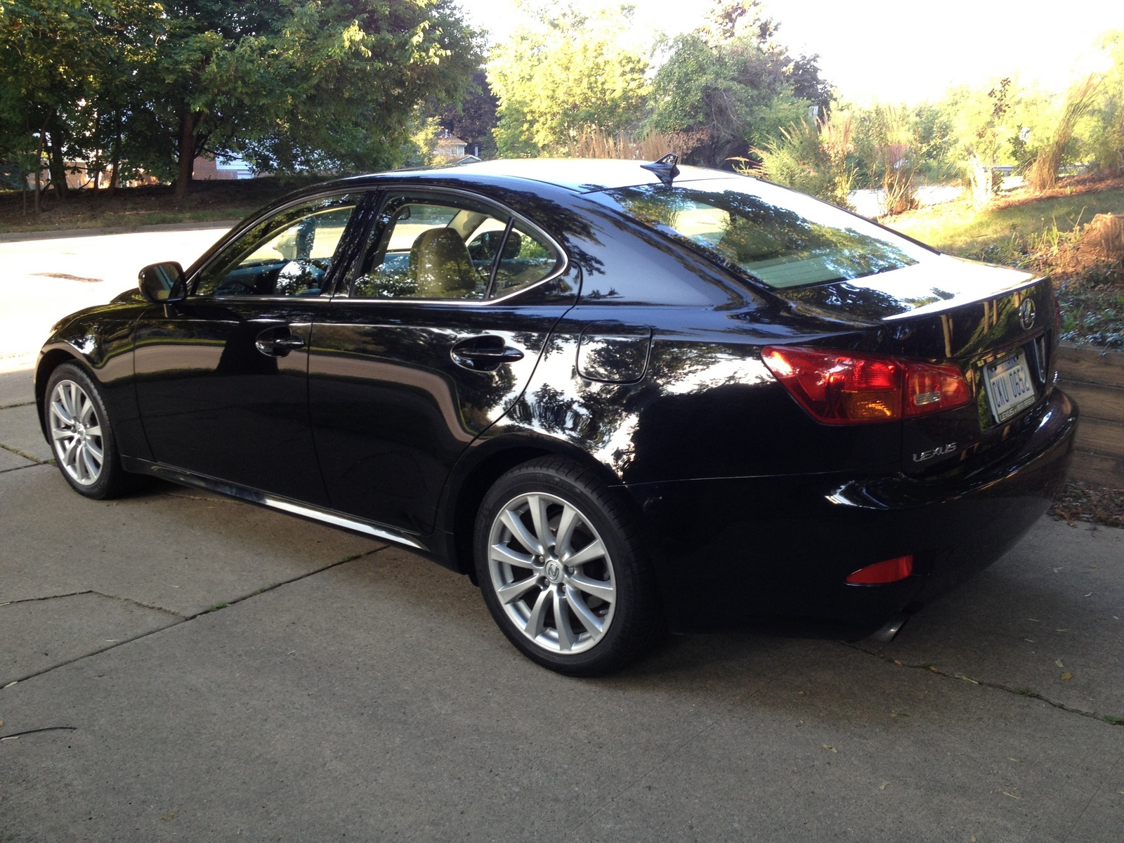 picture of 2007 lexus is 250 awd exterior. Black Bedroom Furniture Sets. Home Design Ideas