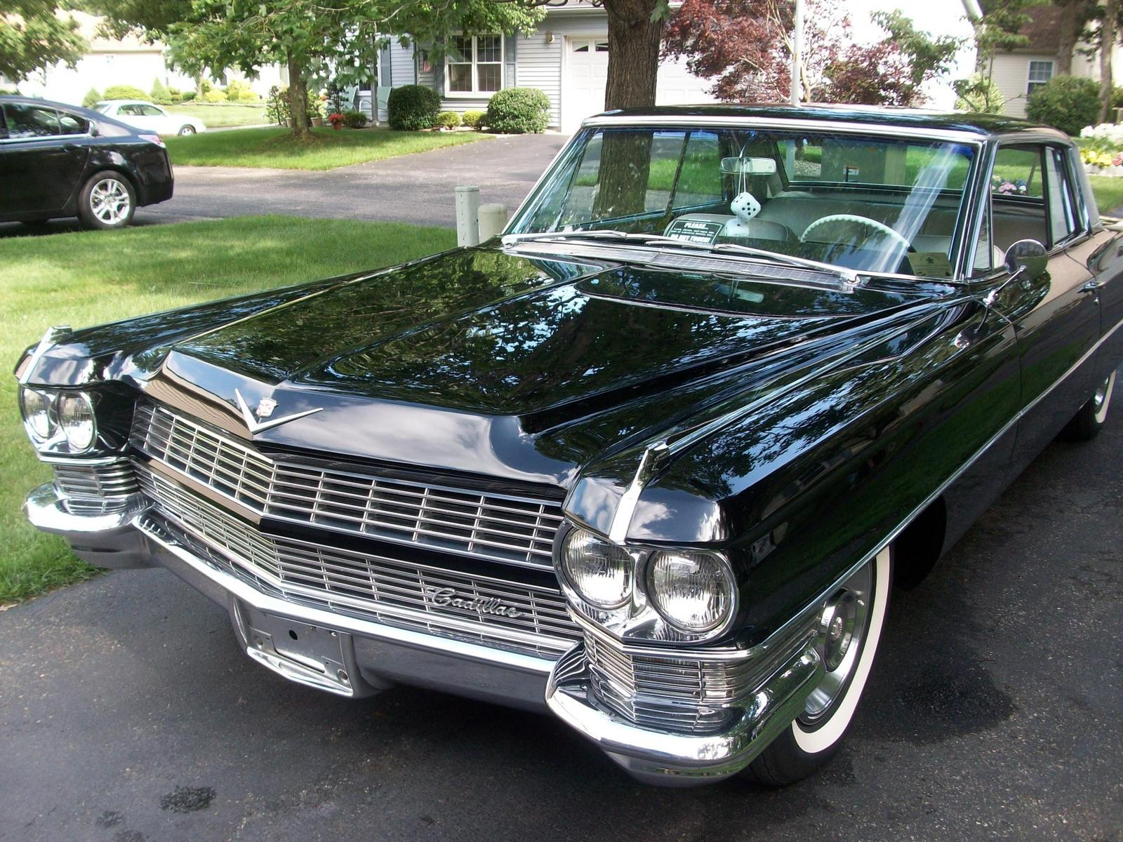1964 Cadillac Deville Pictures Cargurus