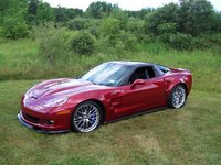 Picture of 2010 Chevrolet Corvette ZR1 3ZR Coupe RWD, exterior, gallery_worthy