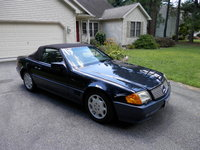 Picture of 1993 Mercedes-Benz 500-Class 500SL Convertible, exterior