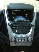 Picture of 2012 Chevrolet Equinox LT2, interior