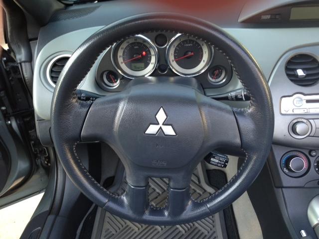 2009 Mitsubishi Eclipse Spyder