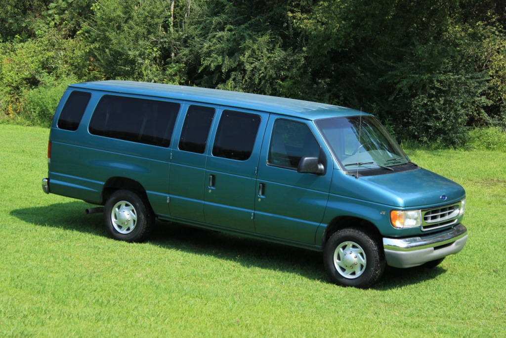 1998 Ford E 350 Pictures C5508 pi36370938