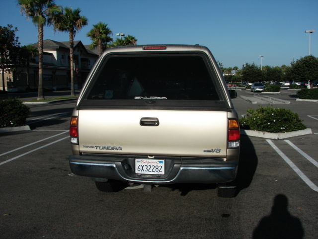 Picture of 2002 Toyota Tundra 2 Dr SR5 V8 4WD Standard Cab LB, exterior, gallery_worthy