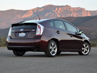2013 Toyota Prius, Rear-quarter view, exterior, cost_effectiveness