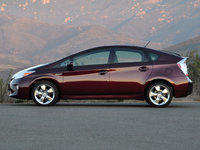 2013 Toyota Prius, Profile view, look_and_feel, exterior