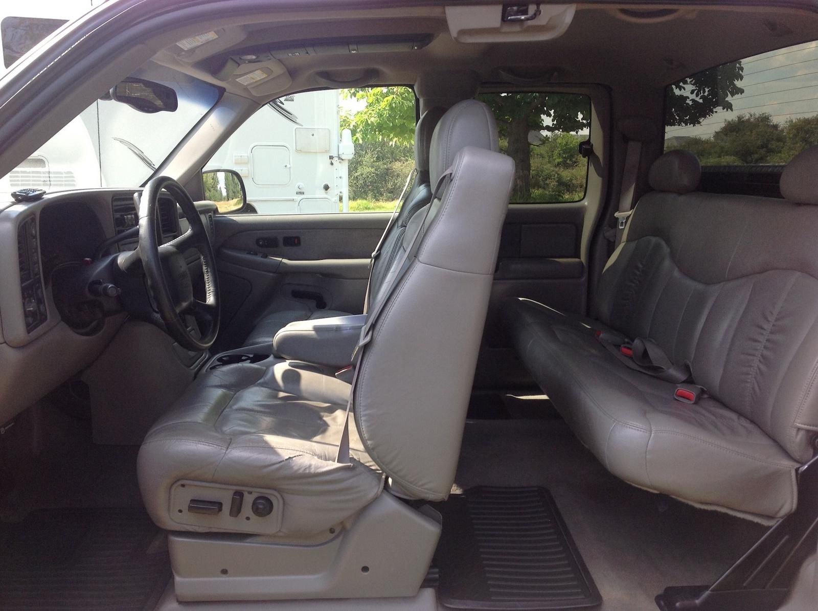 2003 Chevrolet Silverado 1500 Extended Cab >> 2001 GMC Sierra 1500 - Pictures - CarGurus
