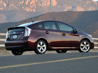 2013 Toyota Prius, Another rear view, exterior