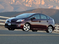 2013 Toyota Prius, Another front view, exterior
