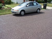 Picture of 2005 Chevrolet Aveo LT Sedan FWD, exterior, gallery_worthy