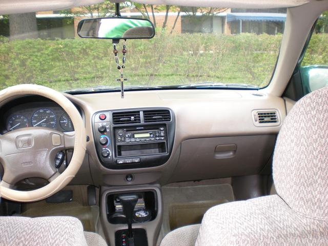 1999 civic cx hatchback specs