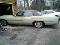 1972 Buick Electra Overview