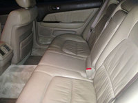 Picture of 1996 Lexus LS 400 Base, interior, gallery_worthy