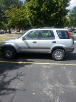 Picture of 2000 Honda CR-V LX, exterior