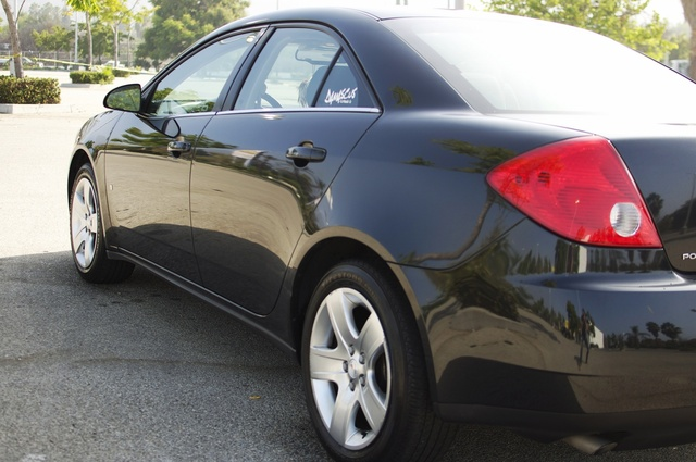 Picture of 2009 Pontiac G6 Base, exterior, gallery_worthy