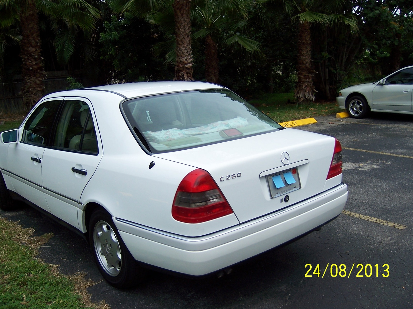 1997 Mercedes-Benz C280 Reviews and Owner Comments