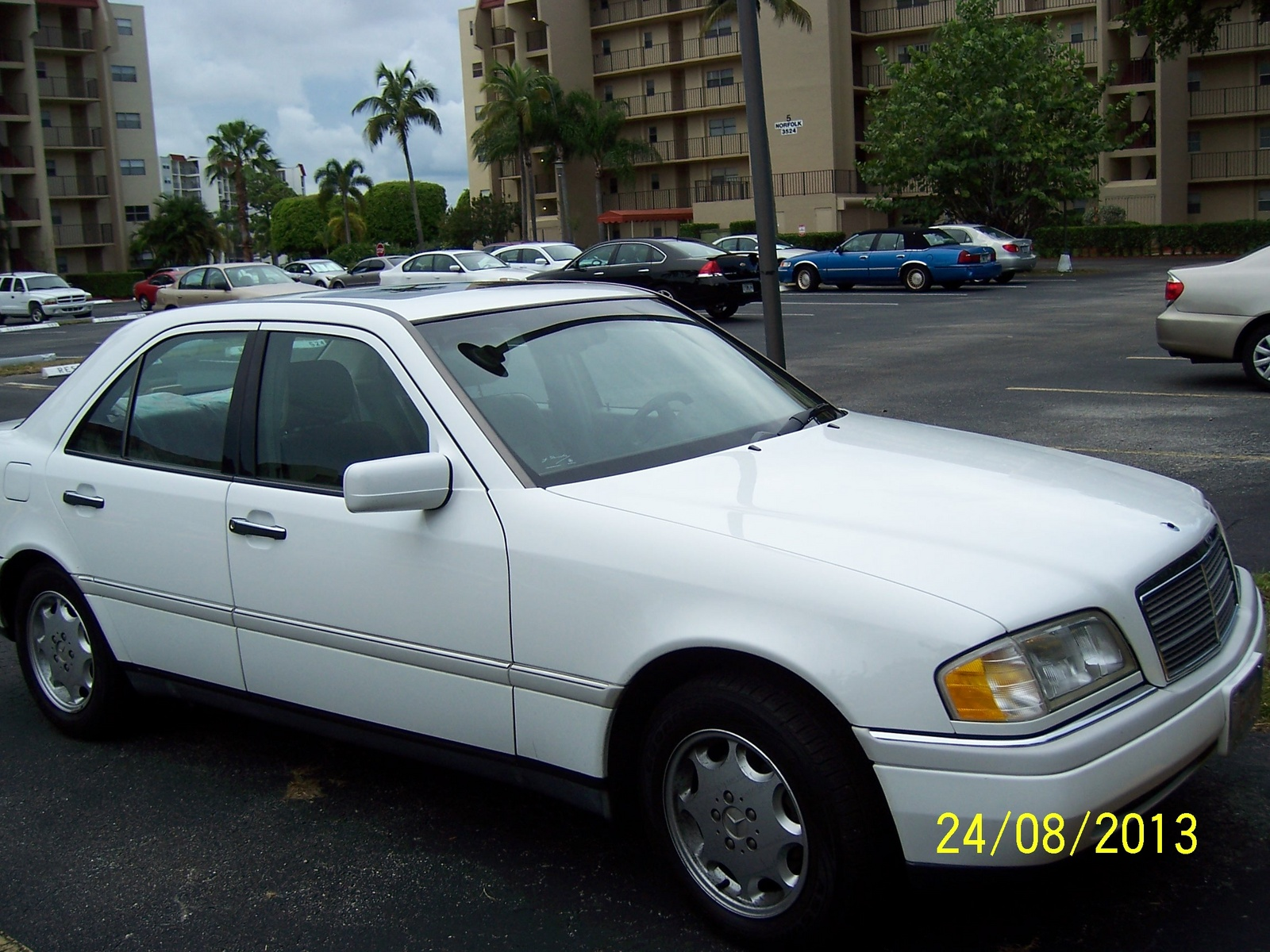 1997 Mercedes-Benz C280 Sedan for sale by Auto Europa ...