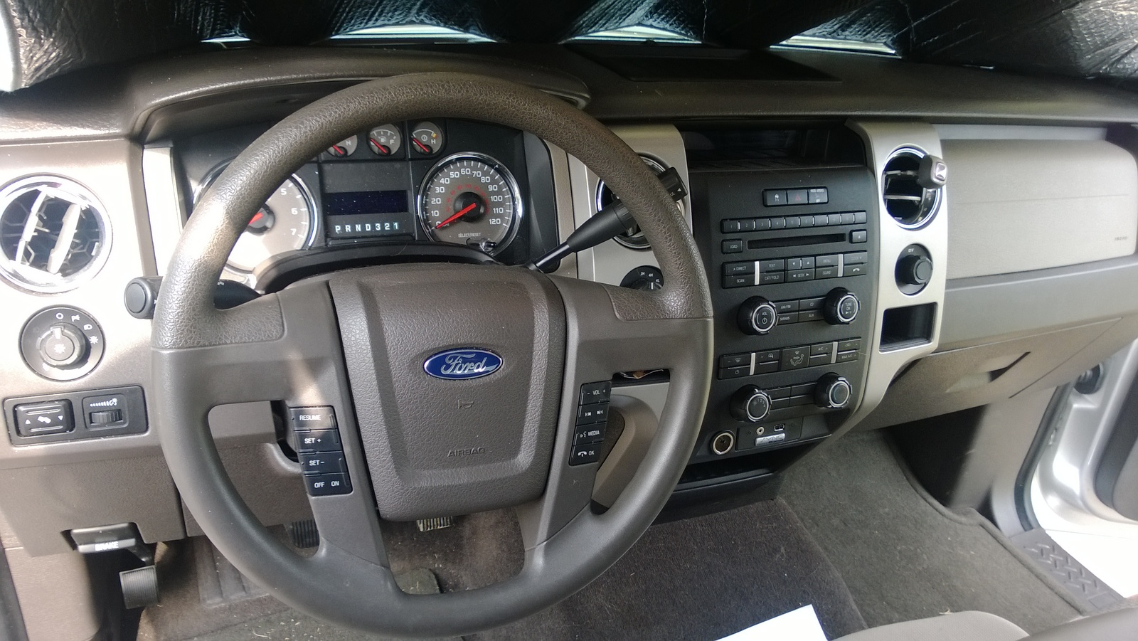 2010 Ford F 150 Interior Pictures Cargurus