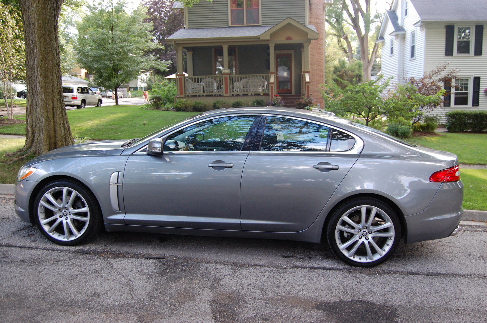 jaguar xf 2009 - photo #20