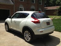 Picture of 2011 Nissan Juke SV, exterior, gallery_worthy