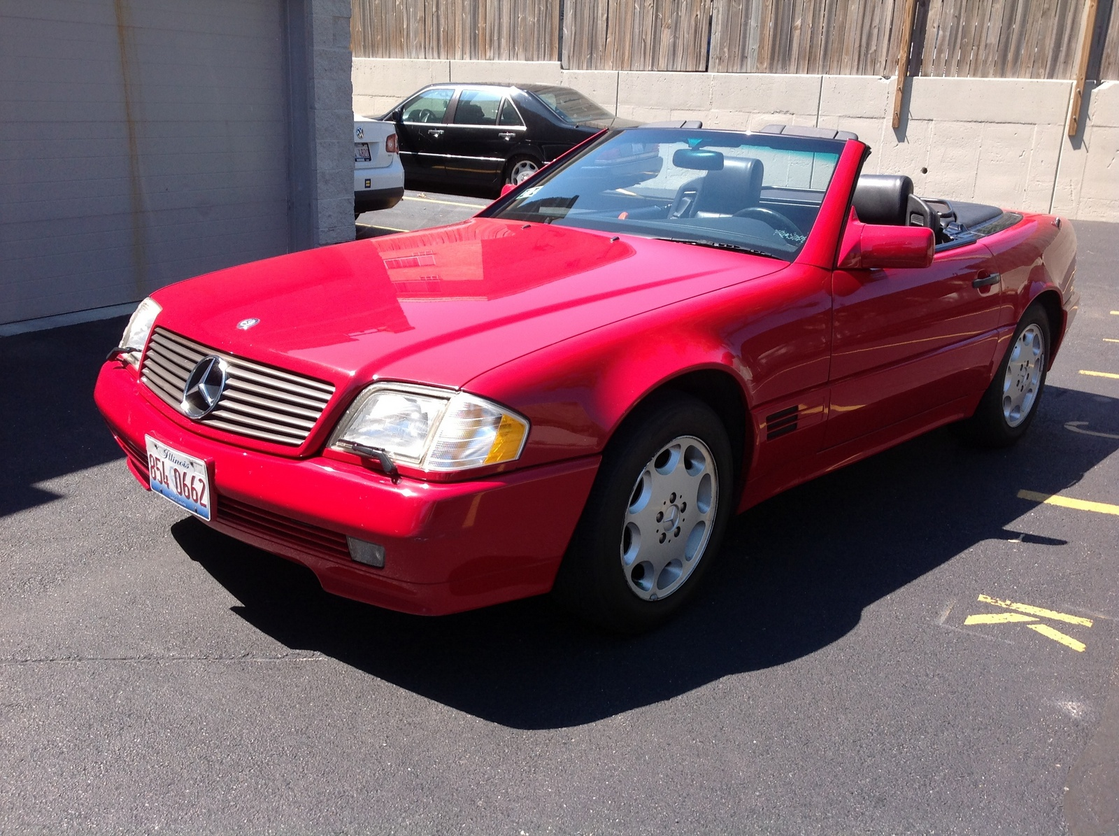 1995 mercedes benz sl class trim information cargurus. Black Bedroom Furniture Sets. Home Design Ideas
